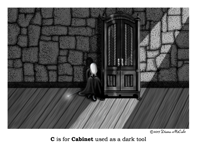 C is for Cabinet