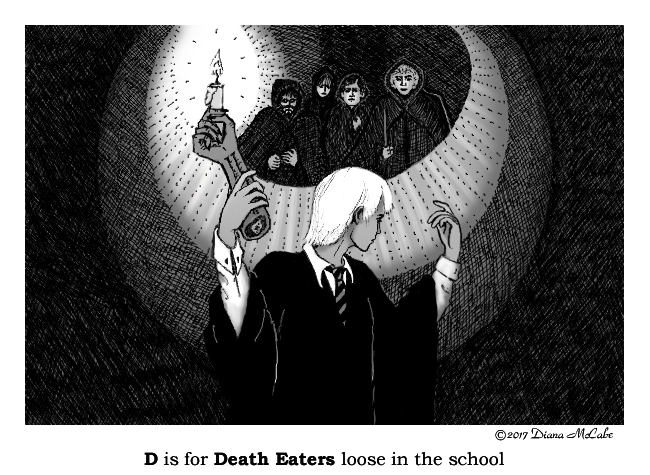D is for Death Eaters