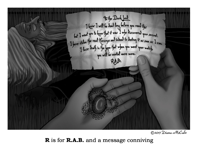R is for RAB