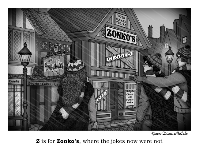 Z is for Zonko's