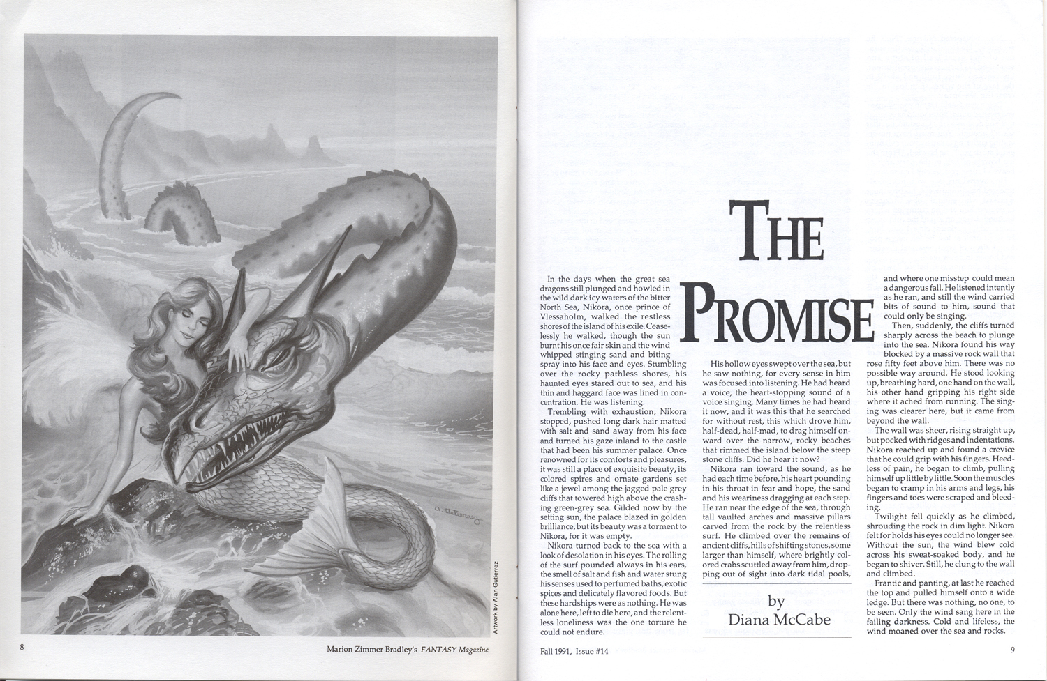 The Promise - pages 1-2
